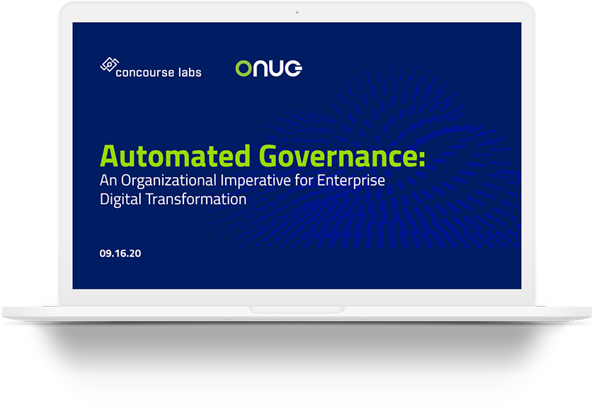 Automated Governance